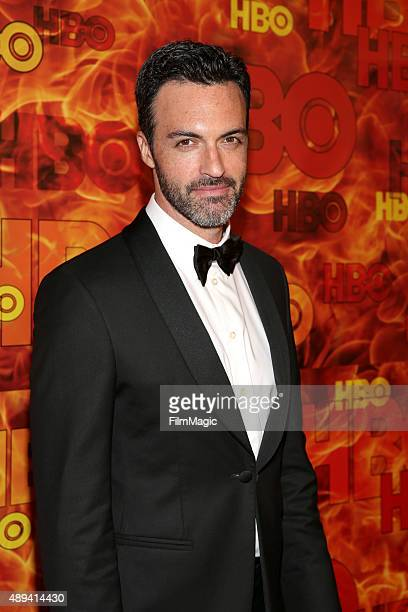 Actor Reid Scott attends HBO's Official 2015 Emmy After Party at The Plaza at the Pacific Design Center on September 20 2015 in Los Angeles California