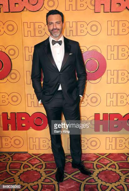 Actor Reid Scott attends HBO's Post Emmy Awards Reception at The Plaza at the Pacific Design Center on September 17 2017 in Los Angeles California