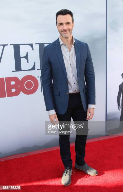 Actor Reid Scott attends HBO's 'Veep' FYC event at Saban Media Center on May 25 2017 in North Hollywood California