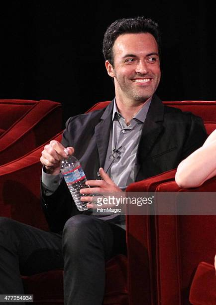 Actor Reid Scott attends HBO's 'Veep' FYC Panel at Paramount Theater on the Paramount Studios lot on June 10 2015 in Hollywood California