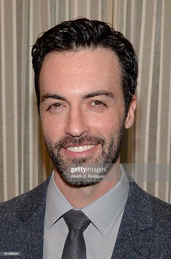 Actor Reid Scott attends the 14th annual AFI Awards Luncheon at the Four Seasons Hotel Beverly Hills on January 10, 2014 in Beverly Hills, California.