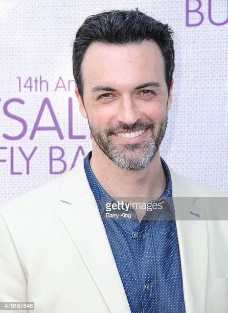 Actor Reid Scott attends the 14th annual Chrysalis Butterfly Ball sponsored by Audi Kayne Anderson Lauren B Beauty and Z Gallerie on June 6 2015 in...