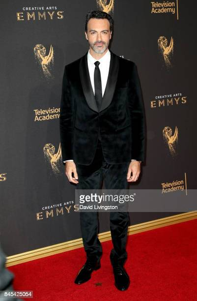 Actor Reid Scott attends the 2017 Creative Arts Emmy Awards at Microsoft Theater on September 10 2017 in Los Angeles California