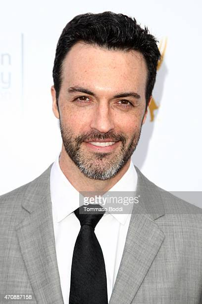 Actor Reid Scott attends the 36th College Television Awards held at the Skirball Cultural Center on April 23 2015 in Los Angeles California