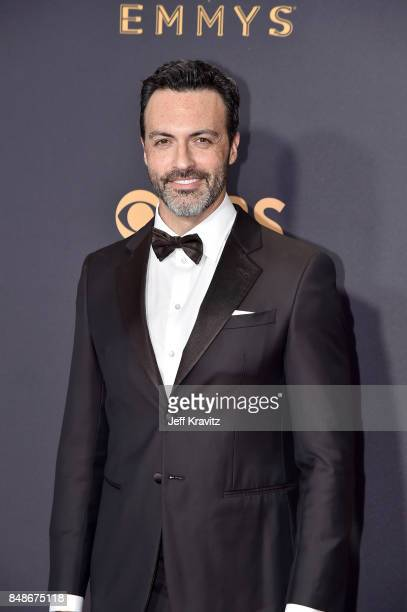 Actor Reid Scott attends the 69th Annual Primetime Emmy Awards at Microsoft Theater on September 17 2017 in Los Angeles California