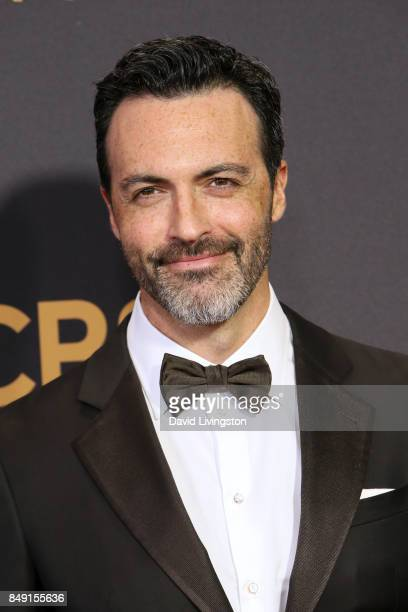 Actor Reid Scott attends the 69th Annual Primetime Emmy Awards Arrivals at Microsoft Theater on September 17 2017 in Los Angeles California