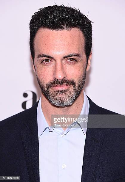 Actor Reid Scott attends the 'Dean' Premiere during the 2016 Tribeca Film Festival at SVA Theater 1 on April 16 2016 in New York City