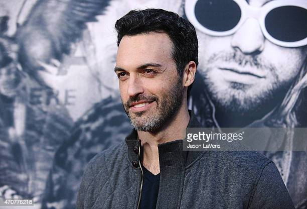 Actor Reid Scott attends the premiere of HBO Documentary Films' 'Kurt Cobain Montage Of Heck' at the Egyptian Theatre on April 21 2015 in Hollywood...