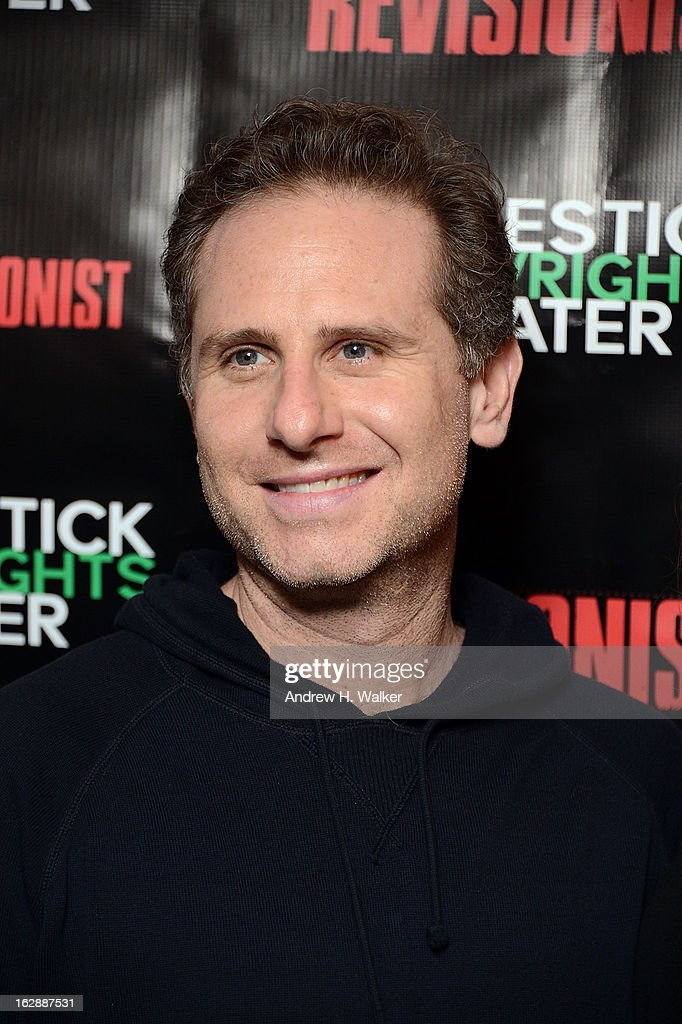 Actor Remy Auberjonois attends 'The Revisionist' opening night at Cherry Lane Theatre on February 28, 2013 in New York City.