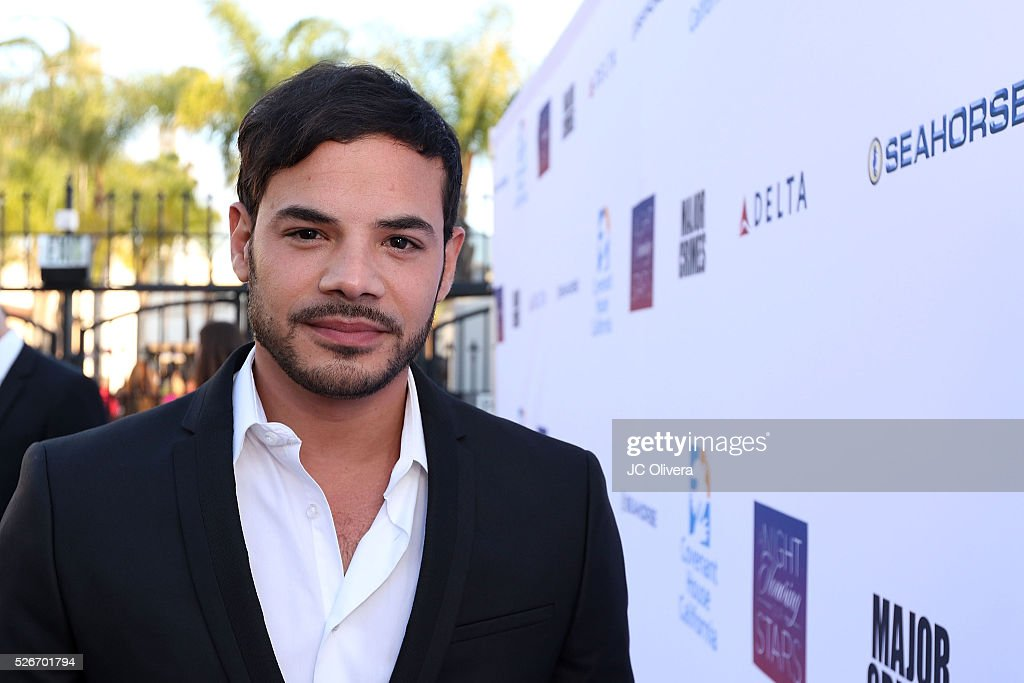 Actor Rene Rosado attends Covenant House Of California's Annual Fundraising Gala, A Night Honoring Our Stars at The Globe Theatre at Universal Studios on April 30, 2016 in Universal City, California.