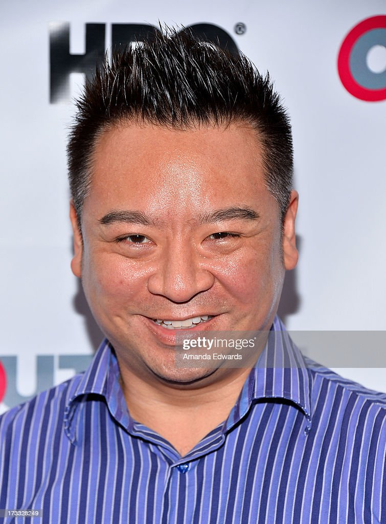 Actor <a gi-track='captionPersonalityLinkClicked' href=/galleries/search?phrase=Rex+Lee&family=editorial&specificpeople=580107 ng-click='$event.stopPropagation()'>Rex Lee</a> arrives at the 2013 Outfest Opening Night Gala of C.O.G. at The Orpheum Theatre on July 11, 2013 in Los Angeles, California.