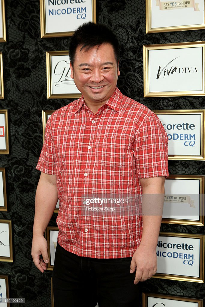 Actor <a gi-track='captionPersonalityLinkClicked' href=/galleries/search?phrase=Rex+Lee&family=editorial&specificpeople=580107 ng-click='$event.stopPropagation()'>Rex Lee</a> at GBK's Oscars Gift Lounge 2013 - Day 1 at Sofitel Hotel on February 22, 2013 in Los Angeles, California.