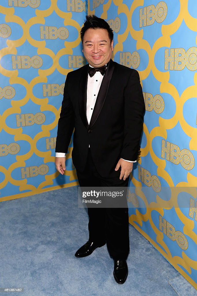 Actor Rex Lee attends HBO's Official Golden Globe Awards After Party at The Beverly Hilton Hotel on January 11, 2015 in Beverly Hills, California.