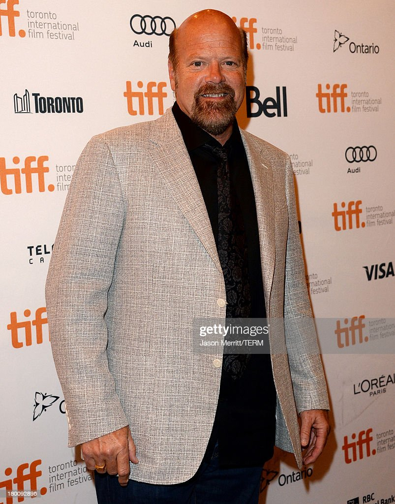 Actor <a gi-track='captionPersonalityLinkClicked' href=/galleries/search?phrase=Rex+Linn&family=editorial&specificpeople=585724 ng-click='$event.stopPropagation()'>Rex Linn</a> attends 'The Devil's Knot' premiere during the 2013 Toronto International Film Festival at The Elgin on September 8, 2013 in Toronto, Canada.