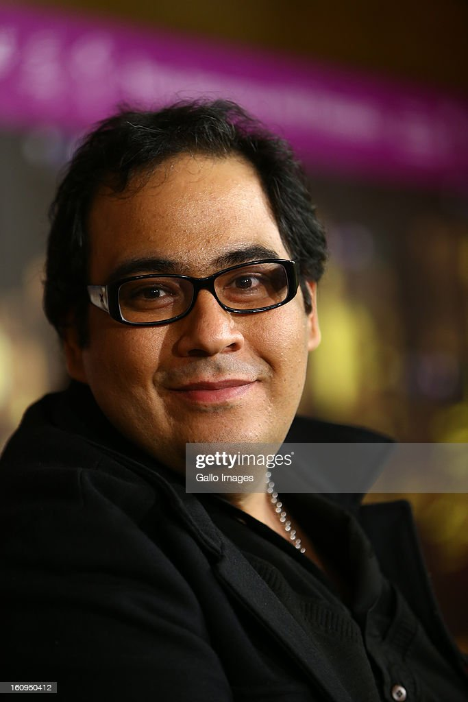 Actor Reza Davoudnejad at Day 8 of the 31th International Fajr Film Festival on February 7, 2013 in Tehran, Iran. Organized by the Ministry of Culture and Islamic Guidance, the Film Festival is the most important film event in the country.
