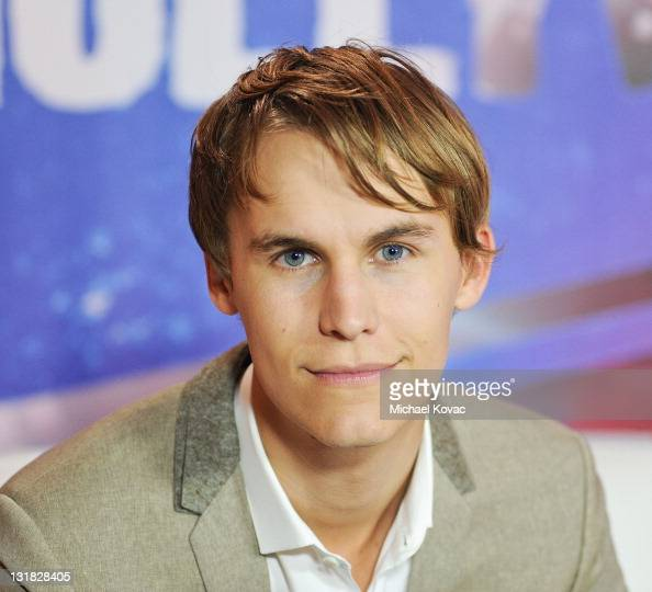 Actor Rhys Wakefield visits YoungHollywoodcom at Young Hollywood Studio on January 29 2011 in Los Angeles California