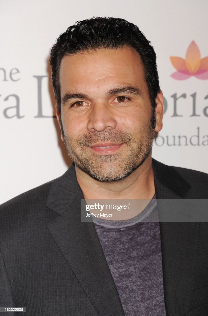 Actor <a gi-track='captionPersonalityLinkClicked' href=/galleries/search?phrase=Ricardo+Antonio+Chavira&family=editorial&specificpeople=240443 ng-click='$event.stopPropagation()'>Ricardo Antonio Chavira</a> arrives at the Eva Longoria Foundation Dinner at Beso restaurant on September 28, 2013 in Hollywood, California.