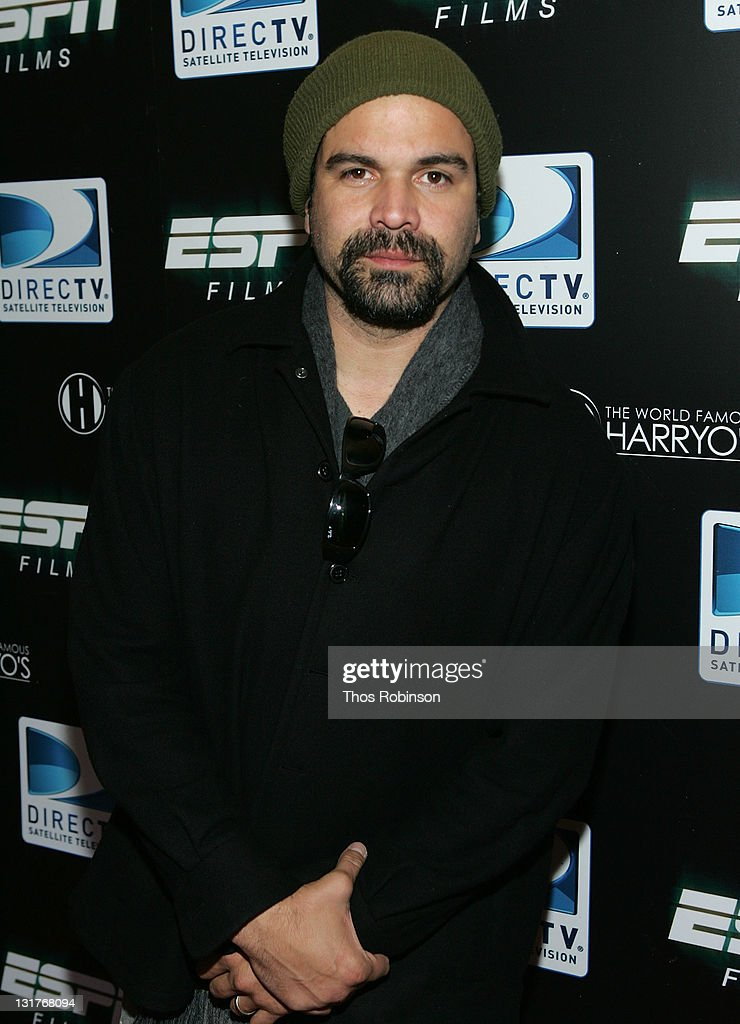 Actor Ricardo Chavira attends the Direct TV and ESPN NFL Playoff Viewing Party on January 18th 2009 in Park City Utah
