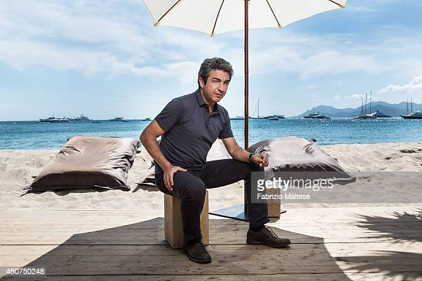 Actor Ricardo Darin is photographed in Cannes France