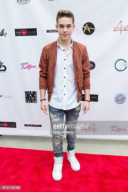 Actor Ricardo Hurtado arrives for the Breaking The Chains Foundation And Glitter Magazine First Annual Fall Reception at a private residence on...