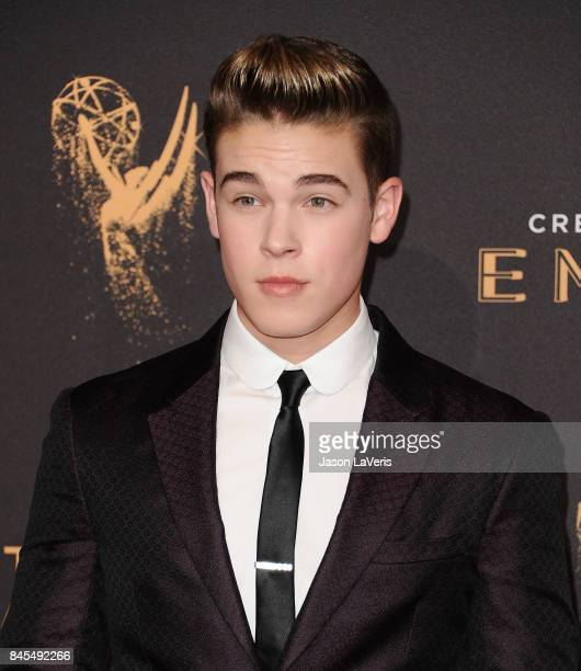 Actor Ricardo Hurtado attends the 2017 Creative Arts Emmy Awards at Microsoft Theater on September 10 2017 in Los Angeles California