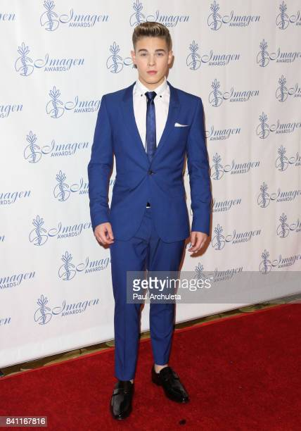 Actor Ricardo Hurtado attends the 32nd Annual Imagen Awards at the Beverly Wilshire Four Seasons Hotel on August 18 2017 in Beverly Hills California