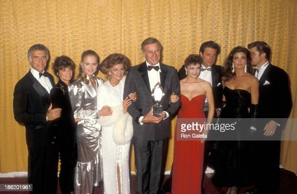 Actor Ricardo Montalban actress Katharine Ross actress Claire Yarlett actress Stephanie Beachm actor Charlton Heston actress Emma Samms actor John...