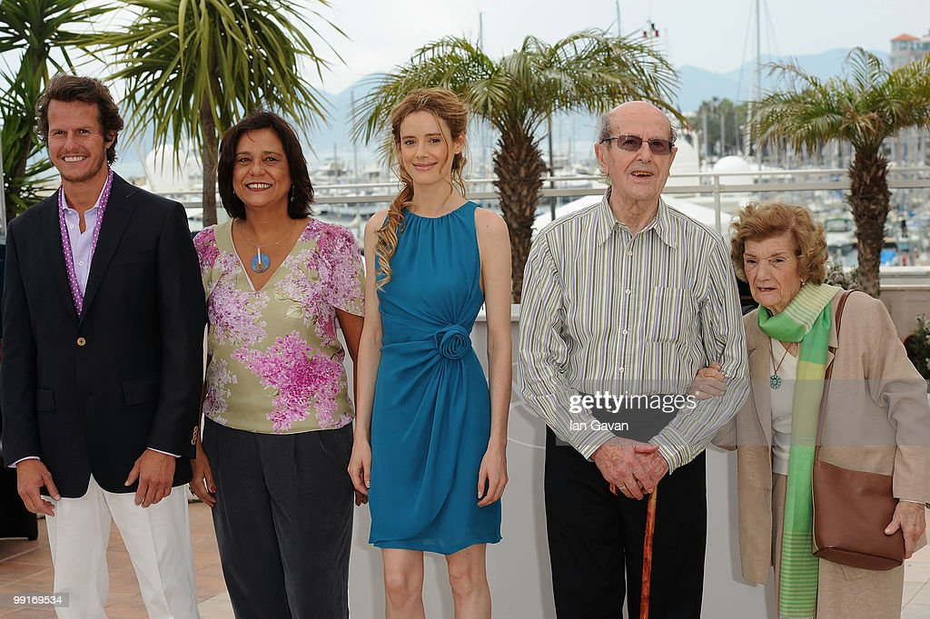 The Strange Case Of Angelica - Photocall:63rd Cannes Film Festival