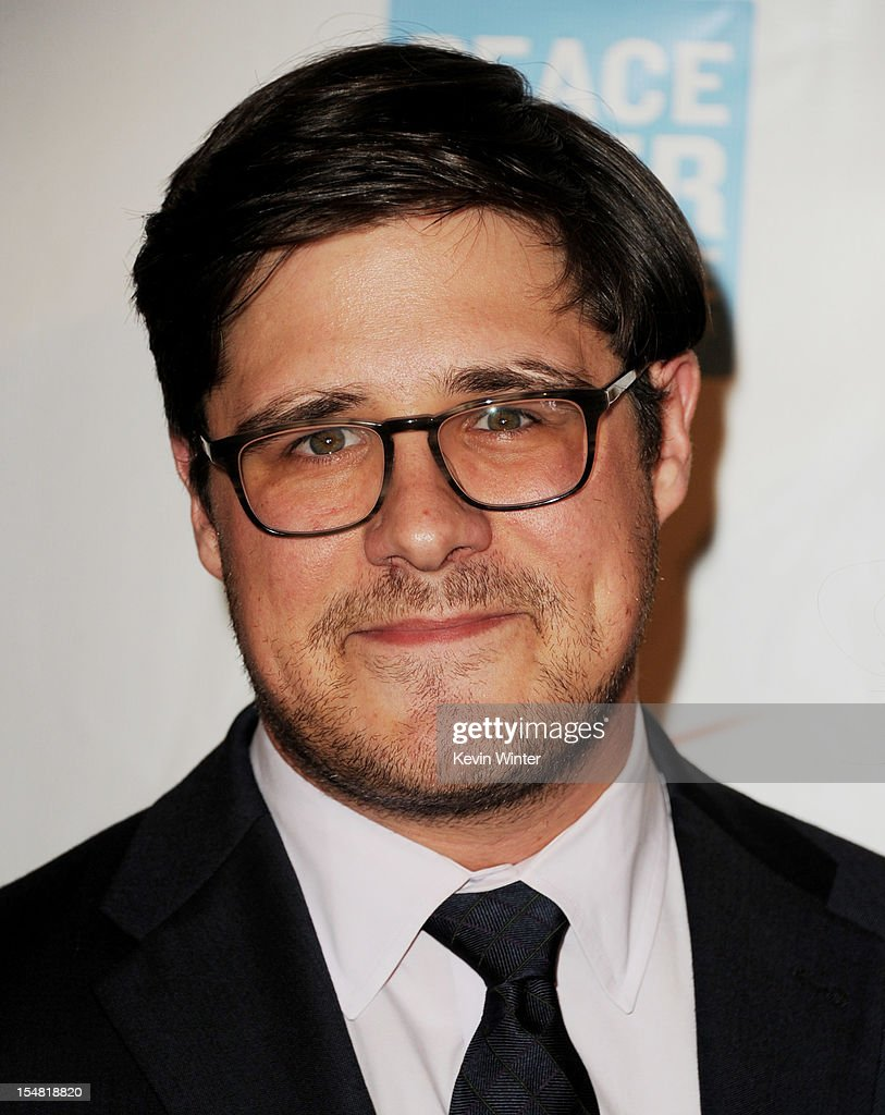 Actor <a gi-track='captionPersonalityLinkClicked' href=/galleries/search?phrase=Rich+Sommer&family=editorial&specificpeople=4406963 ng-click='$event.stopPropagation()'>Rich Sommer</a> arrives at the 41st Annual Peace Over Violence Humanitarian Awards at the Beverly Hills Hotel on October 26, 2012 in Beverly Hills, California.