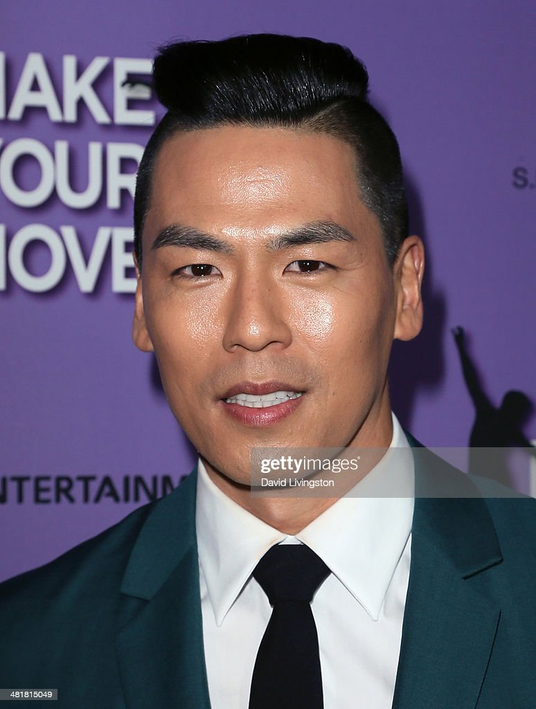 Actor Rich Ting attends a screening of 'Make Your Move' at Pacific Theatre at The Grove on March 31, 2014 in Los Angeles, California.