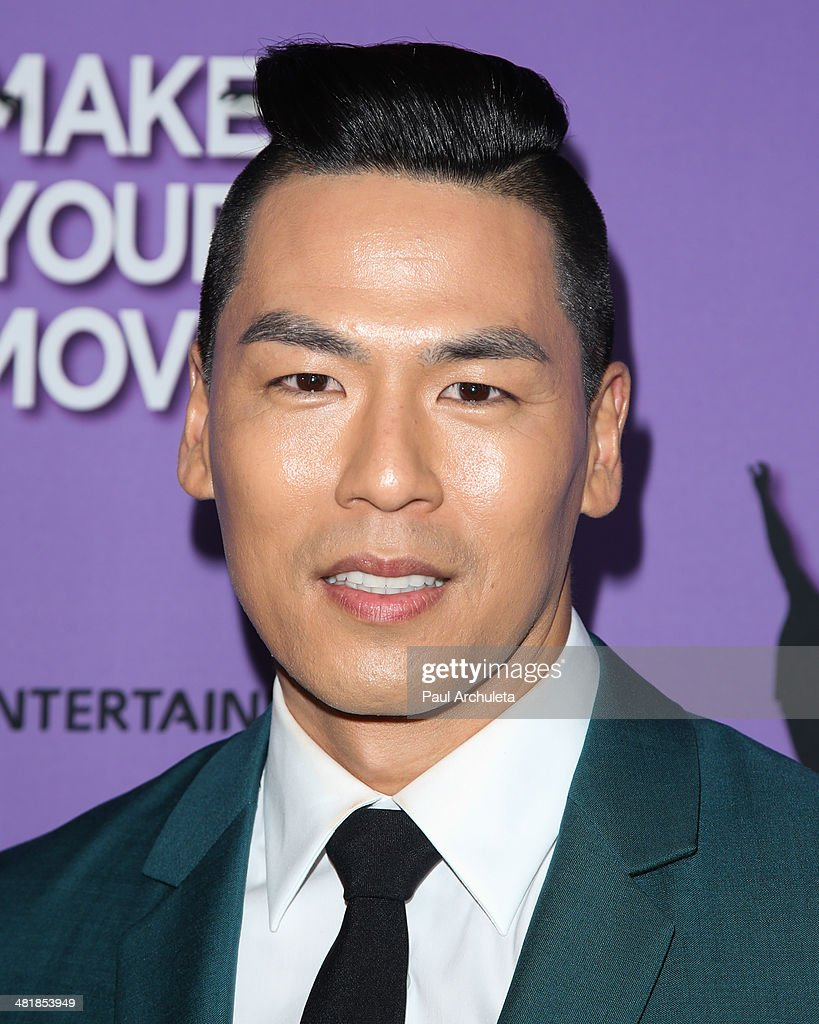 Actor Rich Ting attends the premiere of 'Make Your Move' at the Pacific Theaters at the Grove on March 31, 2014 in Los Angeles, California.