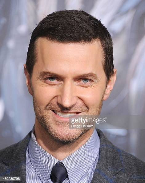 Actor Richard Armitage arrives at the Los Angeles premiere of 'The Hobbit The Battle Of The Five Armies' at Dolby Theatre on December 9 2014 in...