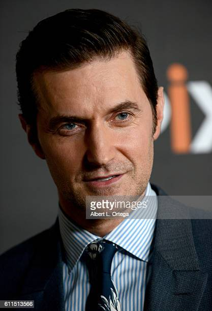 Actor Richard Armitage arrives for the Premiere Of EPIX's 'Berlin Station' held at Milk Studios on September 29 2016 in Hollywood California