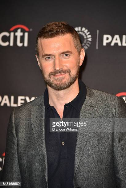Actor Richard Armitage attends For Media's 11th Annual PaleyFest Fall TV Previews for EPIX at The Paley Center for Media on September 16 2017 in...