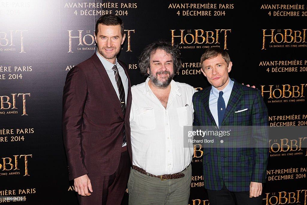 Peter Jackson The Hobbit Premiere
