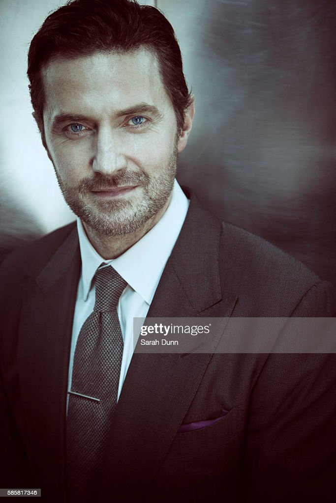 Actor Richard Armitage is photographed for Empire magazine on March 30, 2014 in London, England.