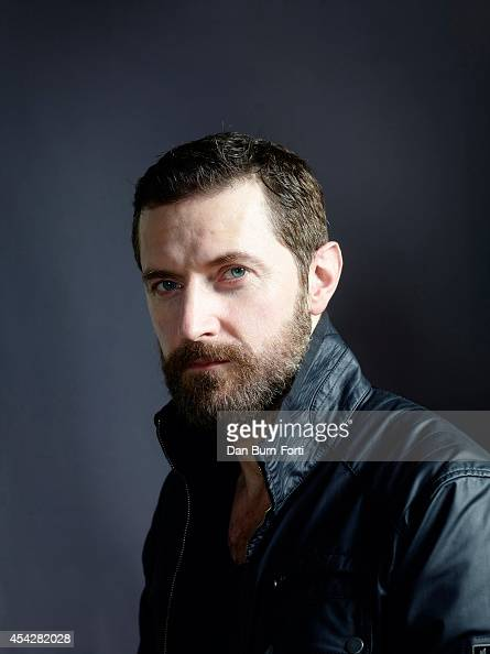 Actor Richard Armitage is photographed for the Telegraph on June 17 2014 in London England