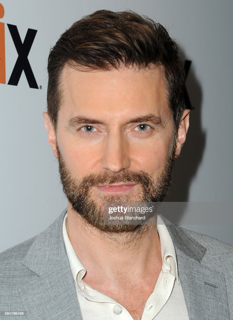 Actor Richard Armitage of 'Berlin Station' attends the EPIX TCA presentation at The Beverly Hilton Hotel on July 30, 2016 in Beverly Hills, California.