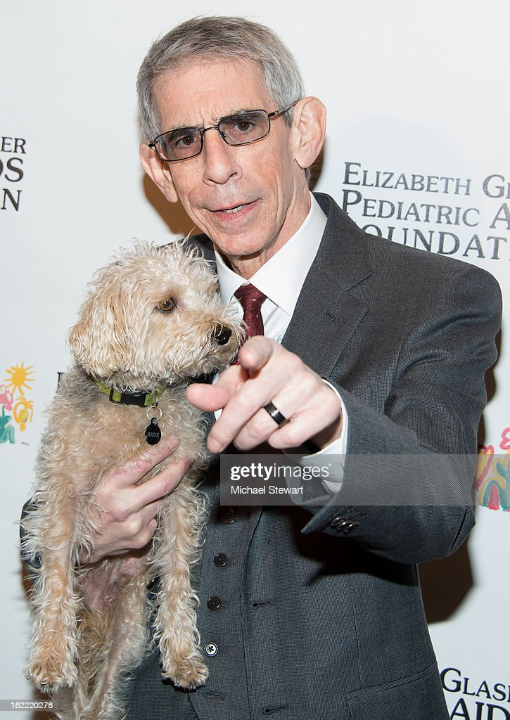 Actor <a gi-track='captionPersonalityLinkClicked' href=/galleries/search?phrase=Richard+Belzer&family=editorial&specificpeople=206227 ng-click='$event.stopPropagation()'>Richard Belzer</a> attends Global Champions Of A Mother's Fight Awards Dinner at Mandarin Oriental Hotel on February 20, 2013 in New York City.