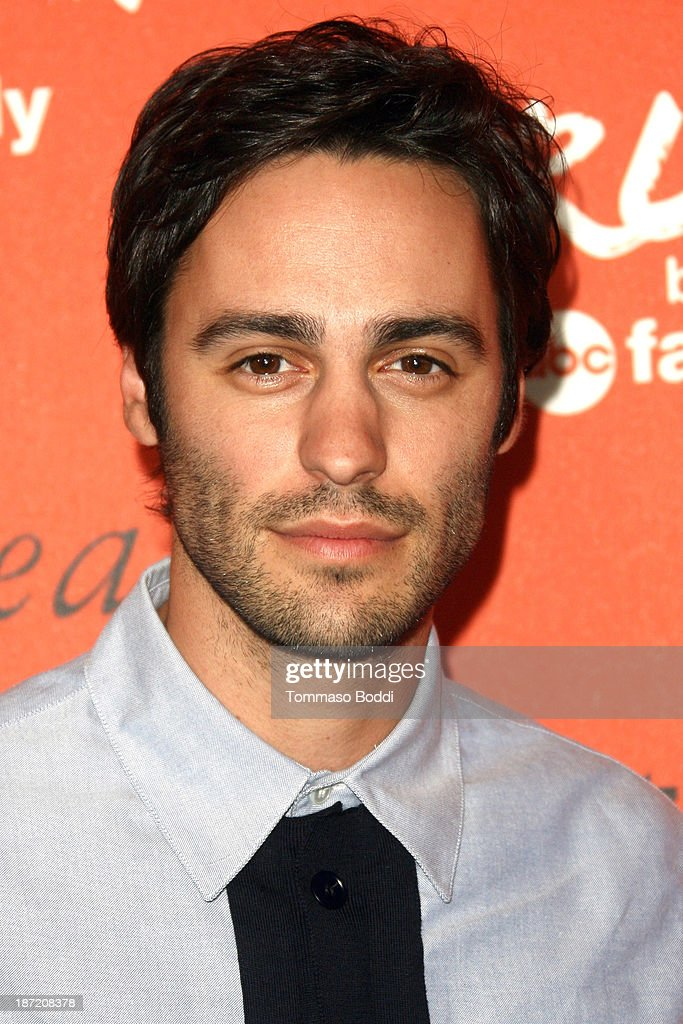 Actor Richard Brancatisano attends the 'Crush' By ABC Family Fashion launch held at The London Hotel on November 6, 2013 in West Hollywood, California.