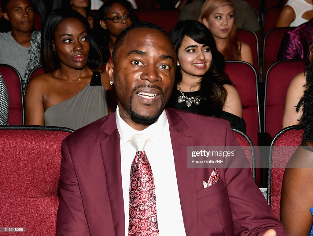 Actor Richard Brooks attends the 2016 BET Awards at the Microsoft Theater on June 26, 2016 in Los Angeles, California.