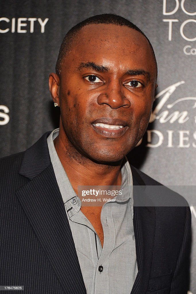 Actor Richard Brooks attends the Downtown Calvin Klein with The Cinema Society screening of IFC Films' 'Ain't Them Bodies Saints' at the Museum of...