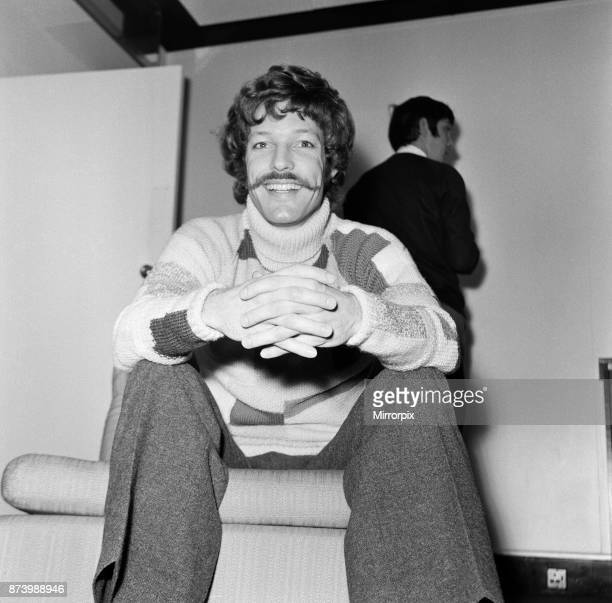 Actor Richard Chamberlain is to play 'Hamlet' for ITV Pictured at ATV House London 28th January 1970