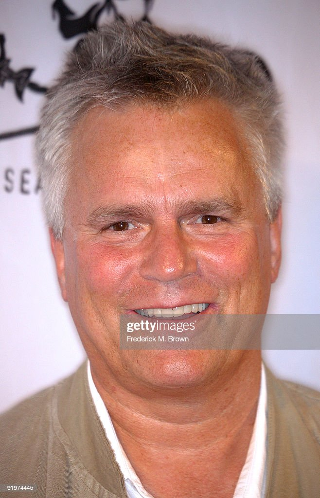 Actor <a gi-track='captionPersonalityLinkClicked' href=/galleries/search?phrase=Richard+Dean+Anderson+-+Actor&family=editorial&specificpeople=5221192 ng-click='$event.stopPropagation()'>Richard Dean Anderson</a> attends the 'Whale Wars' party at a private residence on October 17, 2009 in Los Angeles, California.