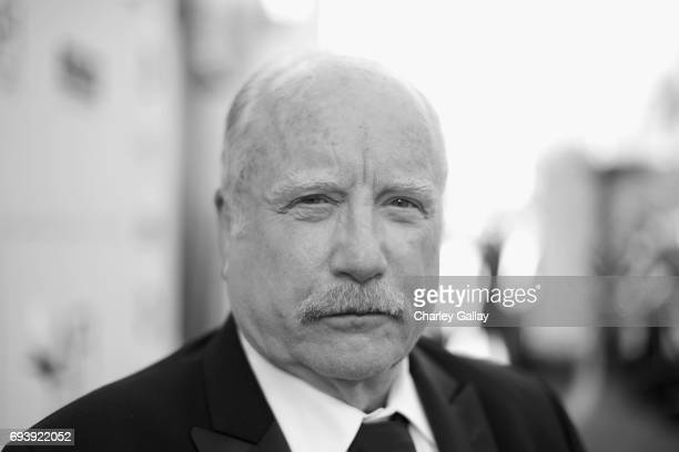 Actor Richard Dreyfuss arrives at American Film Institute's 45th Life Achievement Award Gala Tribute to Diane Keaton at Dolby Theatre on June 8 2017...