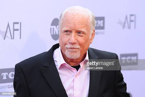 Actor Richard Dreyfuss attends the 44th AFI Life Achievement Awards gala tribute at Dolby Theatre on June 9 2016 in Hollywood California