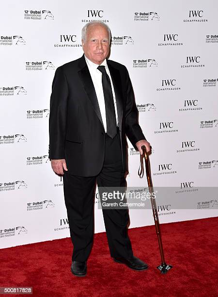 Actor Richard Dreyfuss attends the IWC Filmmakers Award during day two of the 12th annual Dubai International Film Festival held at The One and Only...