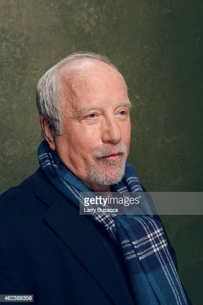 Actor Richard Dreyfuss of 'Zipper' poses for a portrait at the Village at the Lift Presented by McDonald's McCafe during the 2015 Sundance Film...