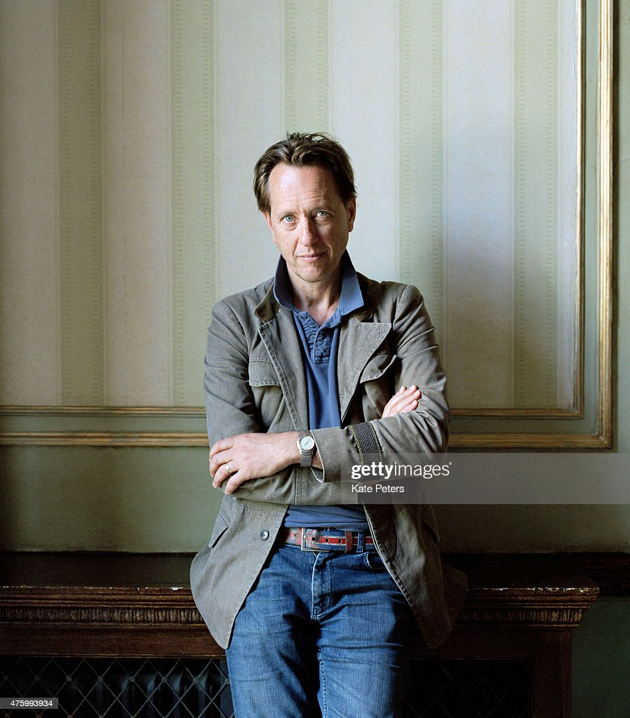 Richard E Grant, Telegraph UK, August 7, 2012