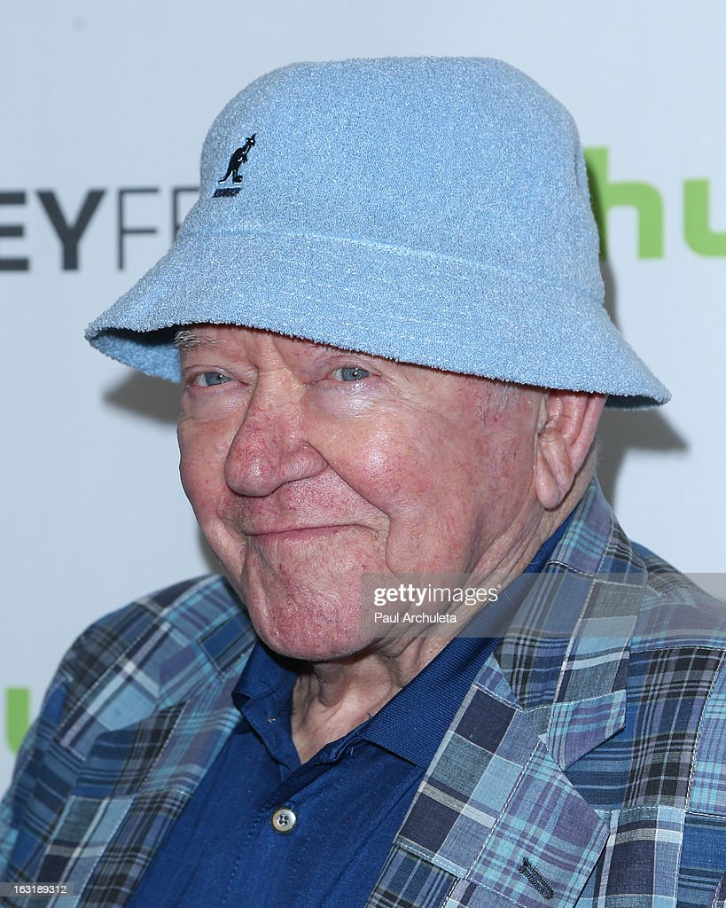 Actor Richard Erdman attends the 30th annual PaleyFest featuring the cast of 'Community' at the Saban Theatre on March 5, 2013 in Beverly Hills, California.